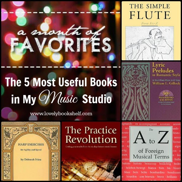 The 5 Most Useful Books in My Music Studio