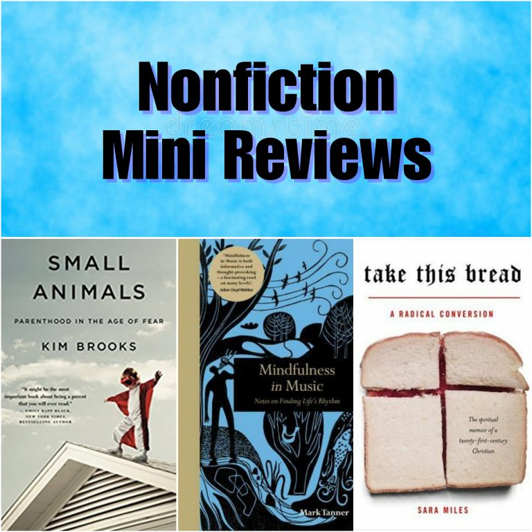 Nonfiction Mini Reviews