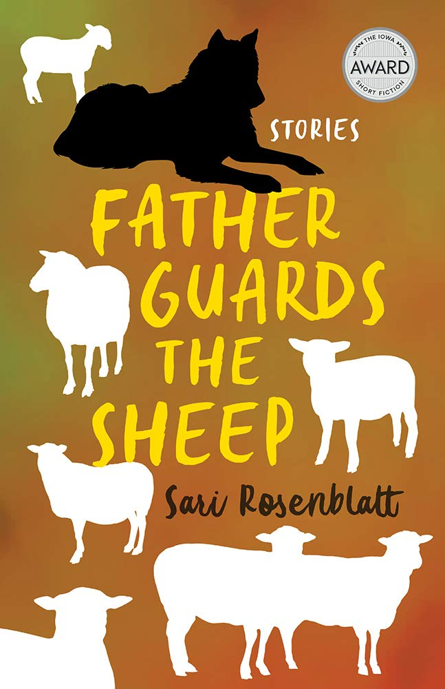 father guards sheep